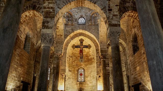 アラブ-ノルマン様式のパレルモおよびチェファルとモンレアーレの大聖堂の画像14