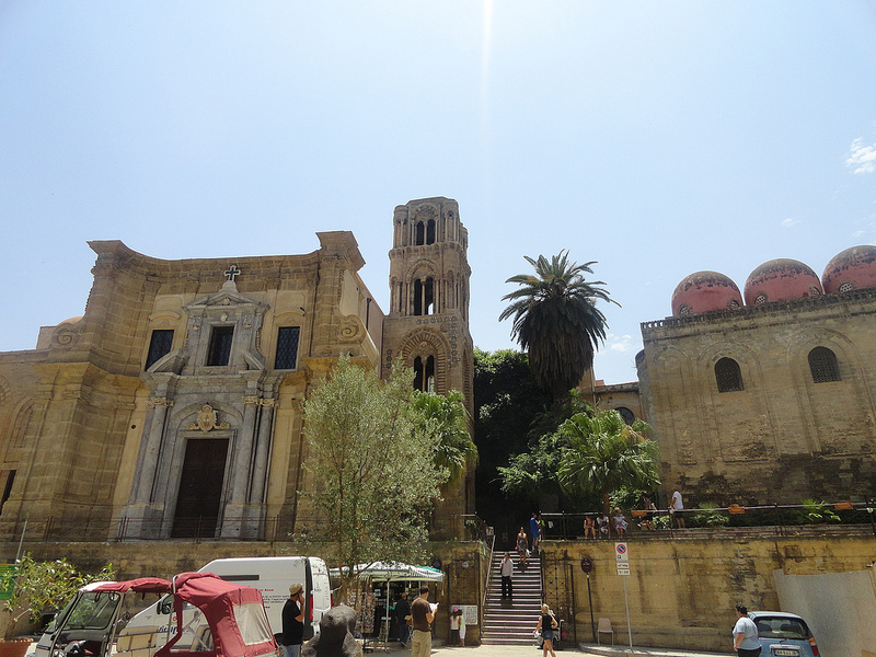 アラブ-ノルマン様式のパレルモおよびチェファルとモンレアーレの大聖堂の画像12