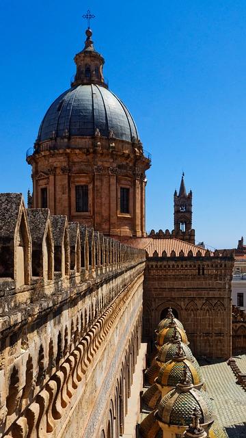 アラブ-ノルマン様式のパレルモおよびチェファルとモンレアーレの大聖堂の画像16