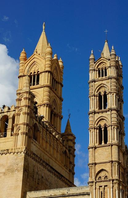 アラブ-ノルマン様式のパレルモおよびチェファルとモンレアーレの大聖堂の画像17
