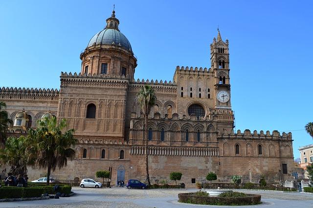 アラブ-ノルマン様式のパレルモおよびチェファルとモンレアーレの大聖堂の画像19