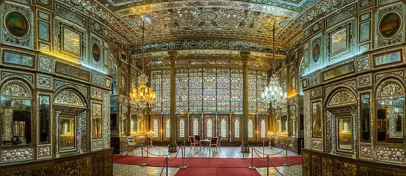 ゴレスタン宮殿の画像2
