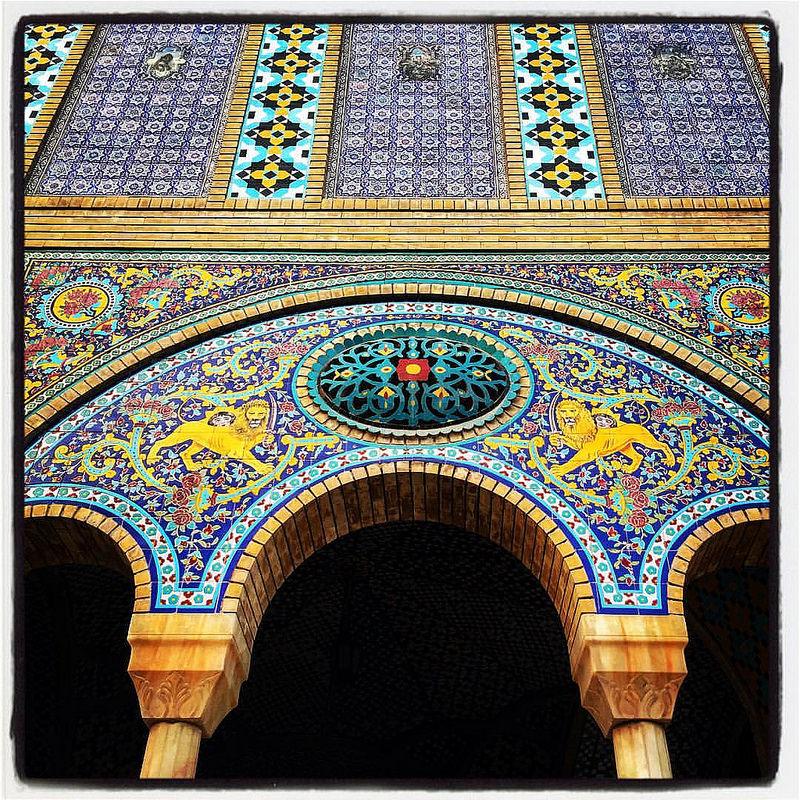 ゴレスタン宮殿の画像5