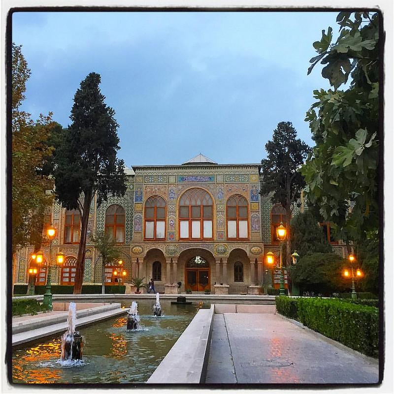 ゴレスタン宮殿の画像7