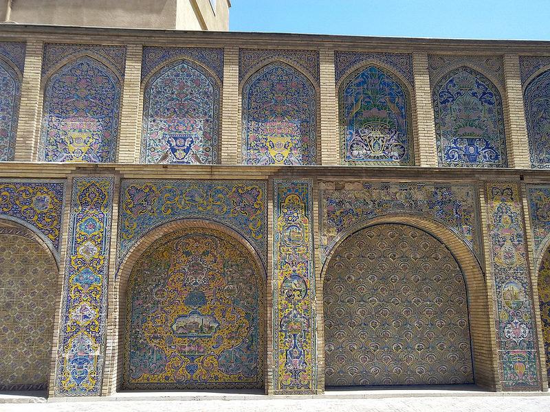 ゴレスタン宮殿の画像8