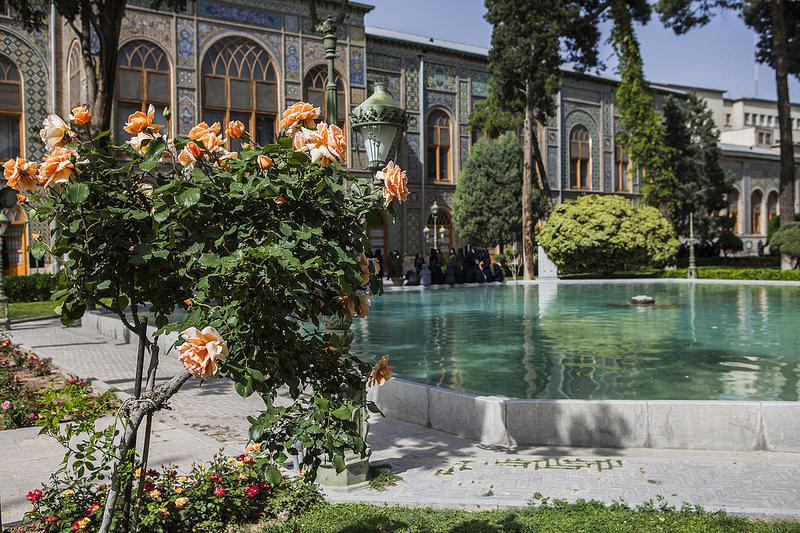 ゴレスタン宮殿の画像9