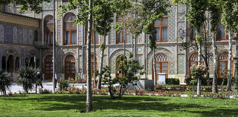 ゴレスタン宮殿の画像10