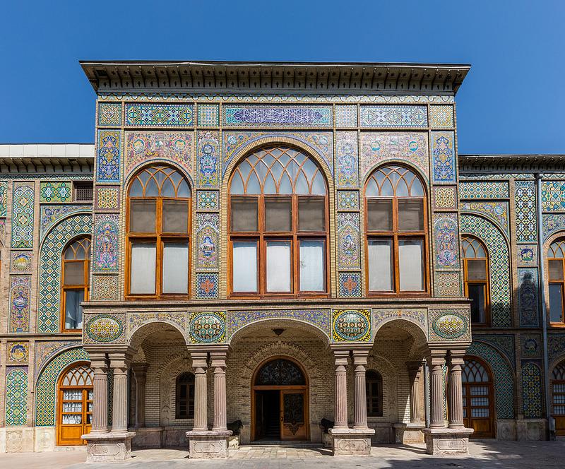 ゴレスタン宮殿の画像13