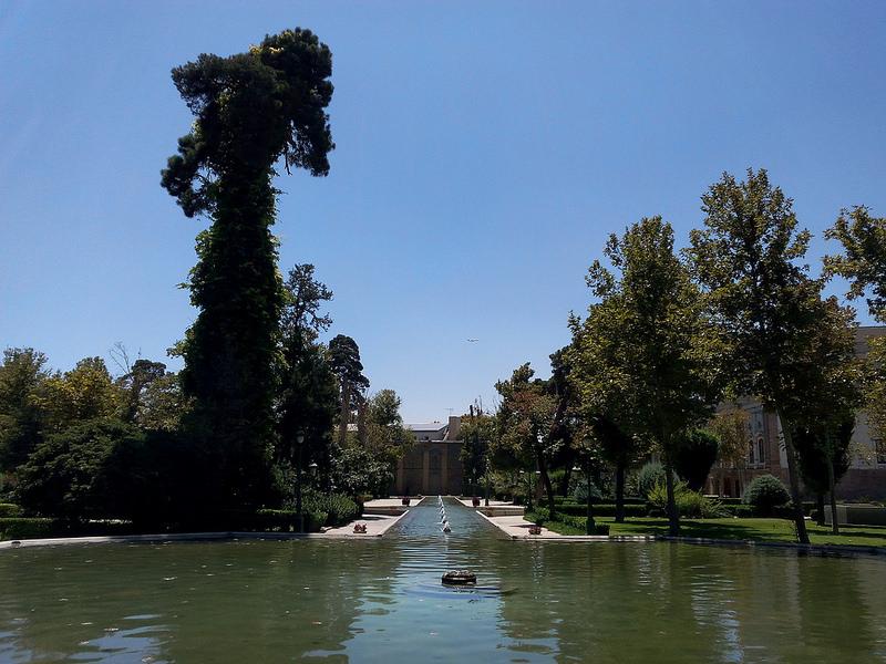 ゴレスタン宮殿の画像14