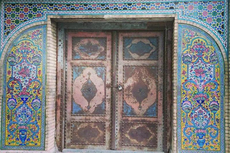 ゴレスタン宮殿の画像16