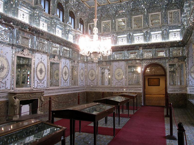 ゴレスタン宮殿の画像21