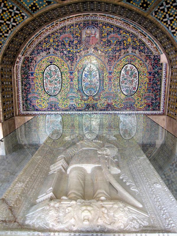 ゴレスタン宮殿の画像22