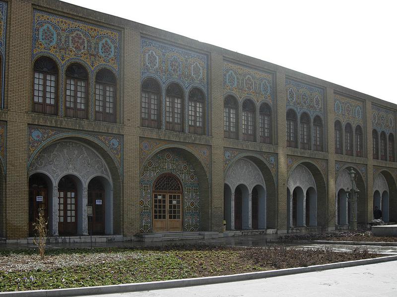 ゴレスタン宮殿の画像24