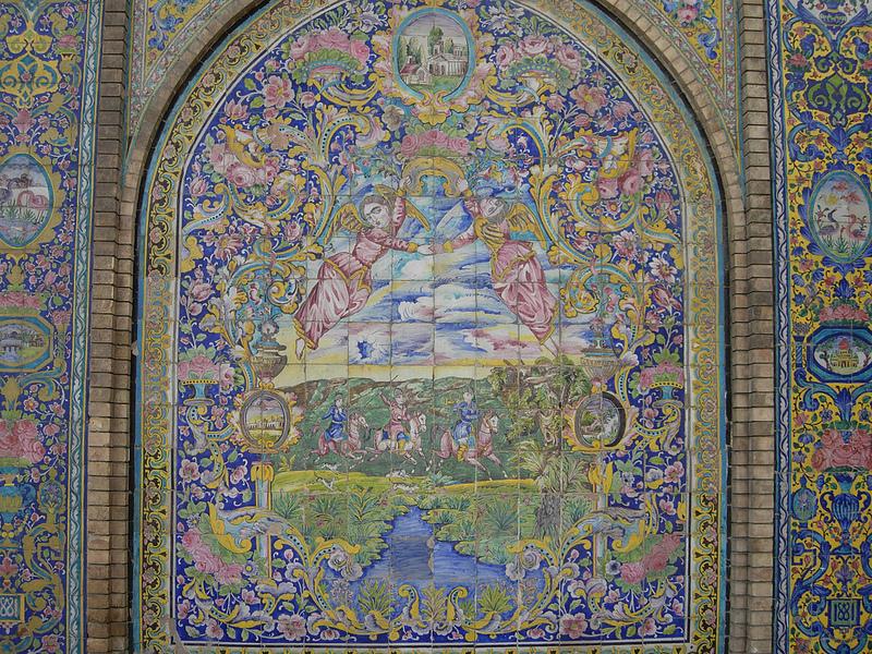 ゴレスタン宮殿の画像25