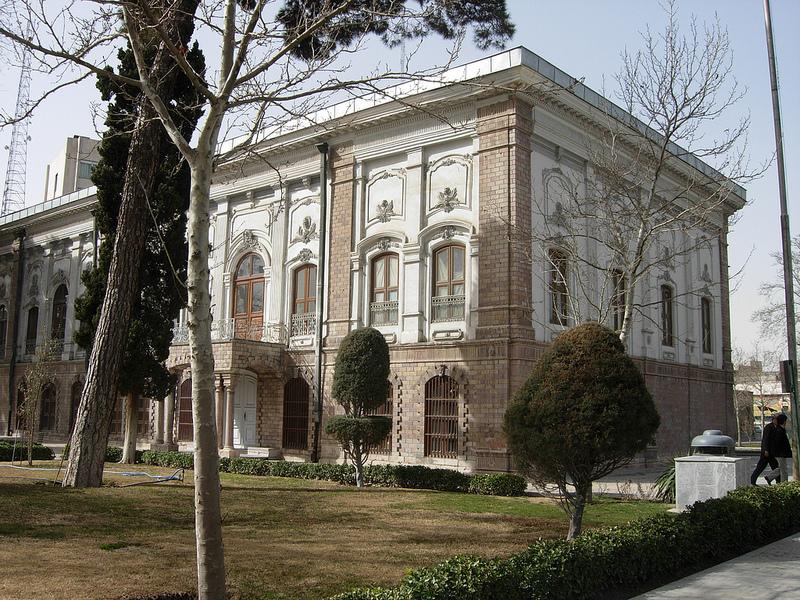ゴレスタン宮殿の画像26
