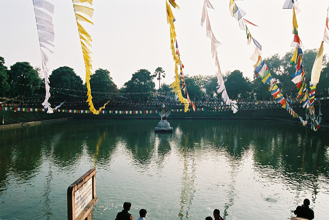 ブッダガヤの大菩提寺の画像10