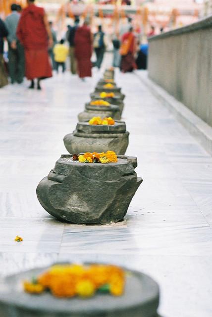 ブッダガヤの大菩提寺の画像13