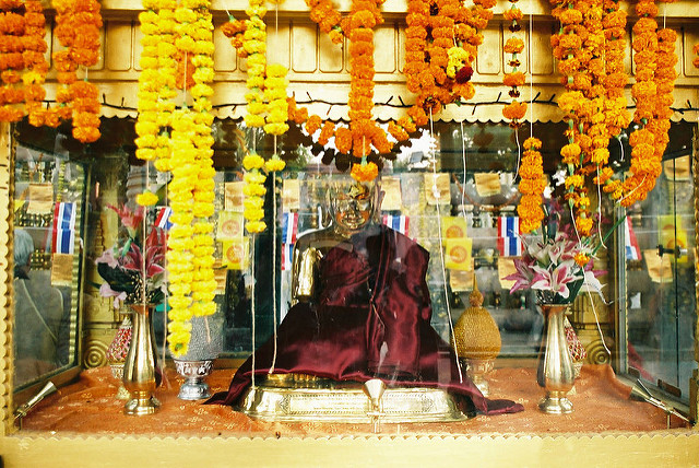 ブッダガヤの大菩提寺の画像14