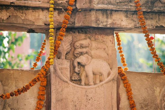 ブッダガヤの大菩提寺の画像18