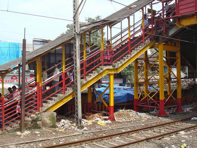 チャトラパティ・シヴァージー・ターミナス駅(旧名ヴィクトリア・ターミナス)の画像7