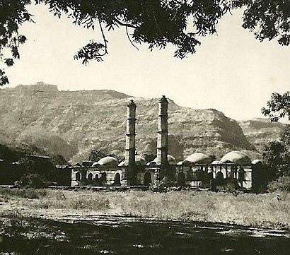 チャンパネール-パーヴァガドゥ遺跡公園の画像2