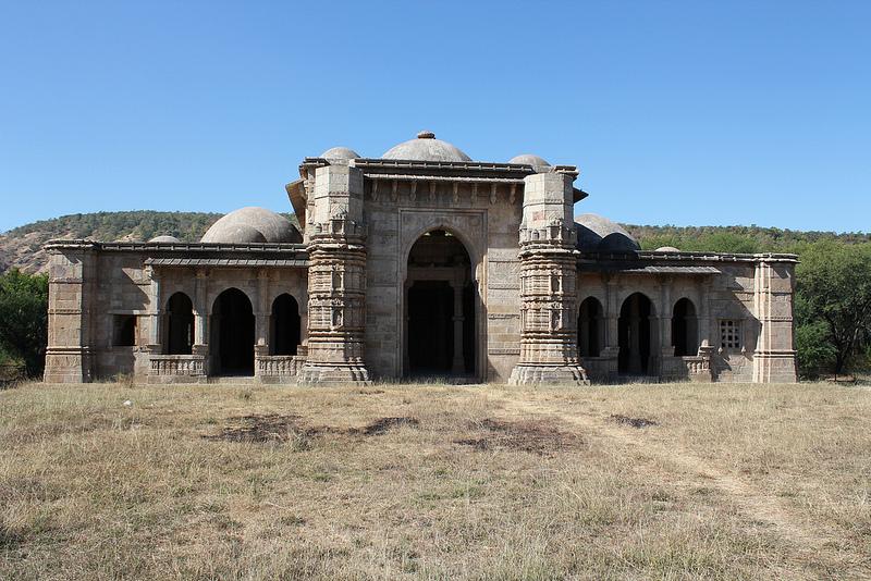 チャンパネール-パーヴァガドゥ遺跡公園の画像3