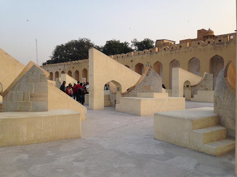 ジャイプールにあるジャンタール・マンタル-マハラジャの天文台の画像1