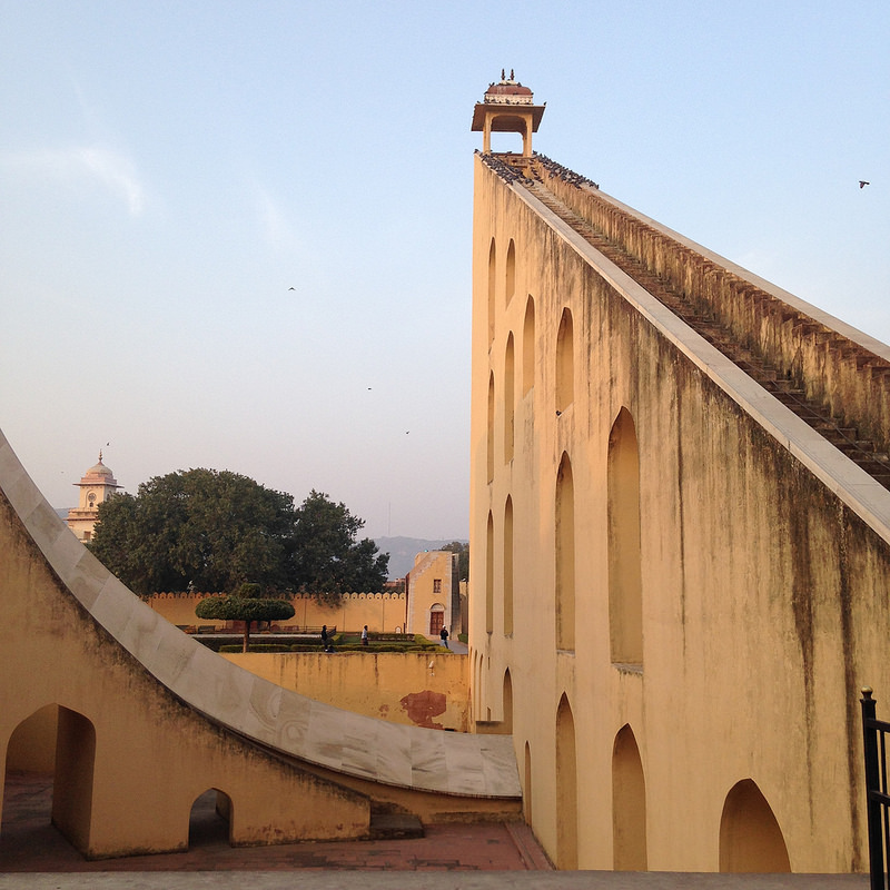 ジャイプールにあるジャンタール・マンタル-マハラジャの天文台の画像2