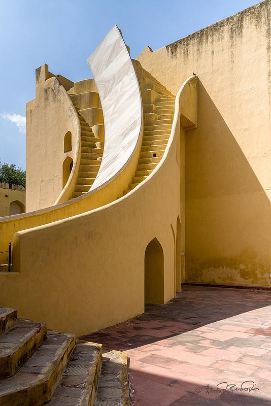 ジャイプールにあるジャンタール・マンタル-マハラジャの天文台の画像4