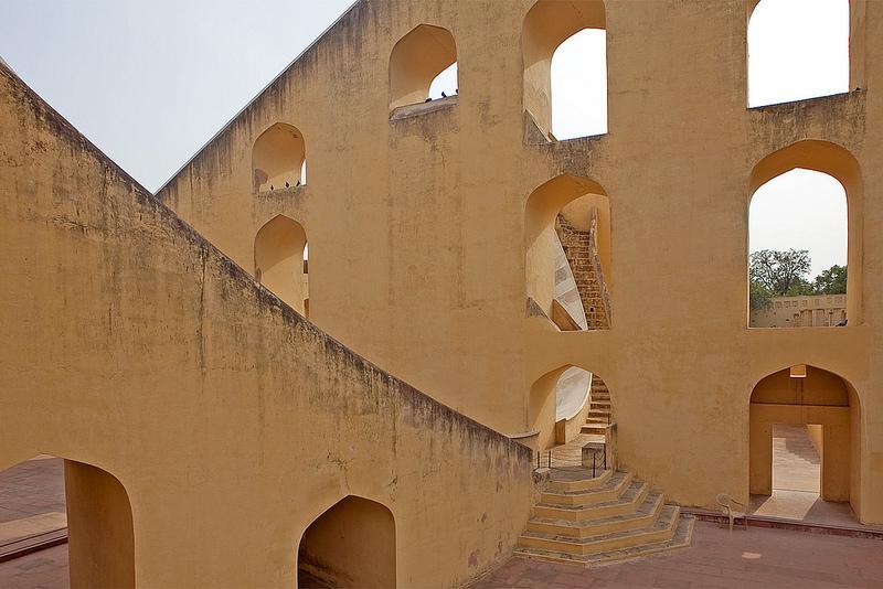ジャイプールにあるジャンタール・マンタル-マハラジャの天文台の画像6