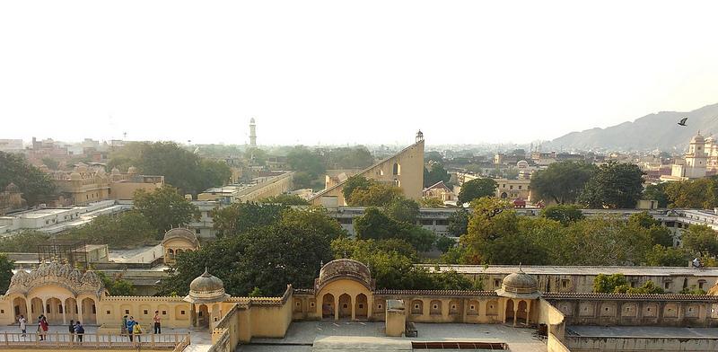 ジャイプールにあるジャンタール・マンタル-マハラジャの天文台の画像7
