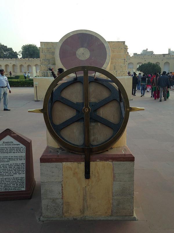 ジャイプールにあるジャンタール・マンタル-マハラジャの天文台の画像10