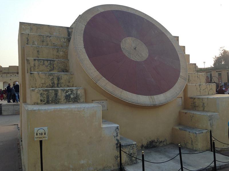 ジャイプールにあるジャンタール・マンタル-マハラジャの天文台の画像11