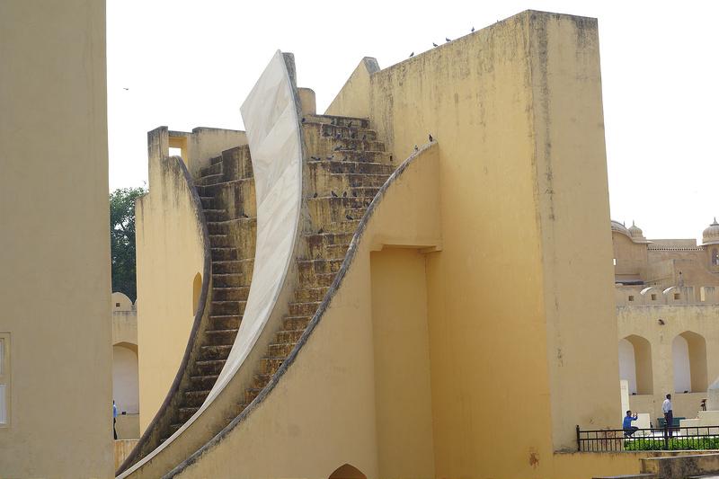ジャイプールにあるジャンタール・マンタル-マハラジャの天文台の画像12