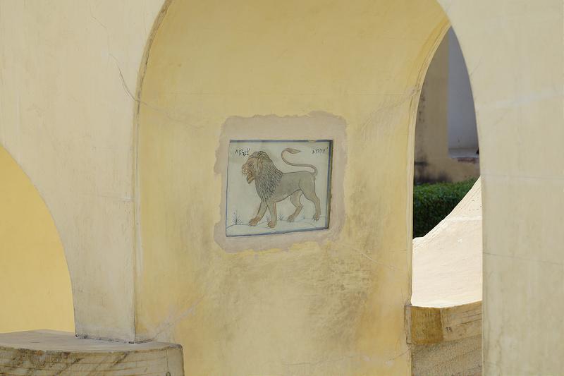 ジャイプールにあるジャンタール・マンタル-マハラジャの天文台の画像13
