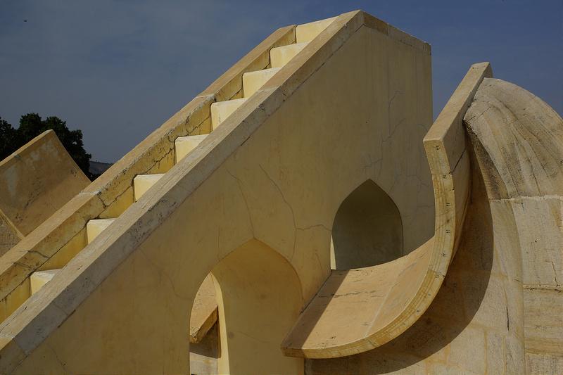 ジャイプールにあるジャンタール・マンタル-マハラジャの天文台の画像15
