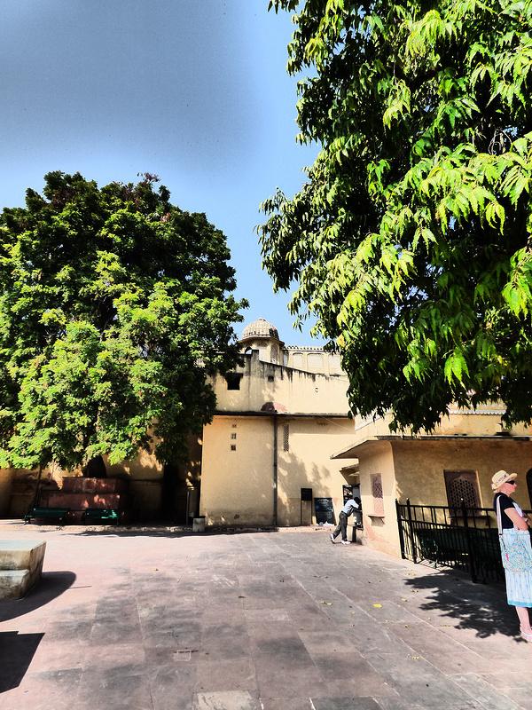 ジャイプールにあるジャンタール・マンタル-マハラジャの天文台の画像16