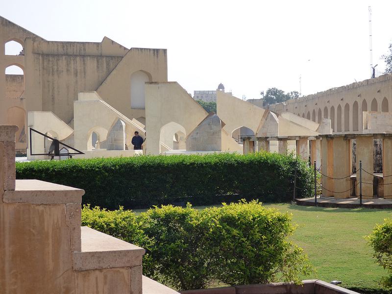 ジャイプールにあるジャンタール・マンタル-マハラジャの天文台の画像19