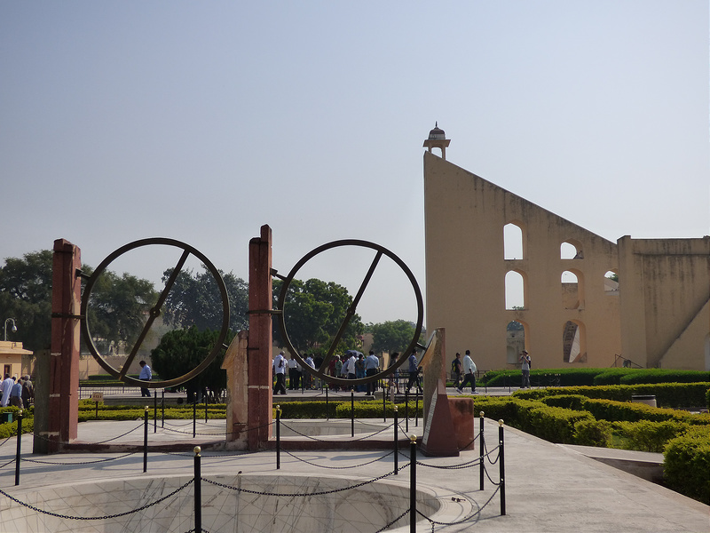ジャイプールにあるジャンタール・マンタル-マハラジャの天文台の画像20