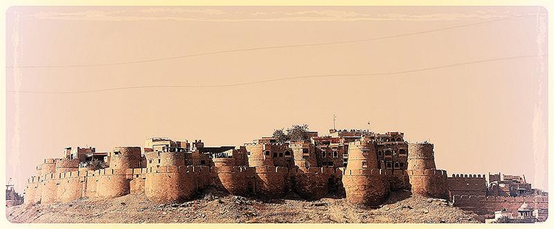 ラジャスタンの丘陵城塞群の画像9