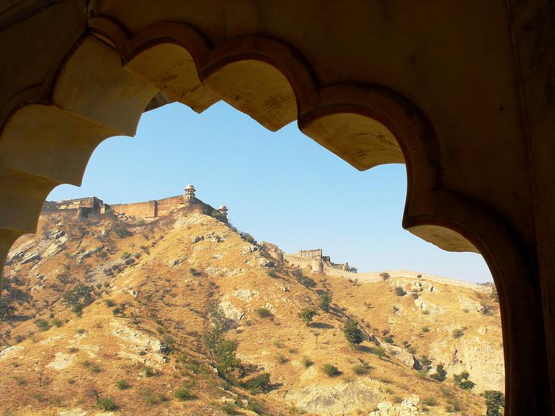 ラジャスタンの丘陵城塞群の画像14