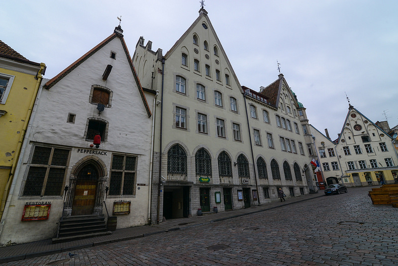 タリン歴史地区(旧市街)の画像8