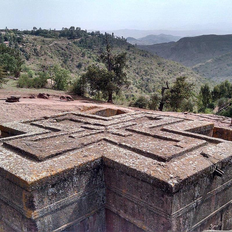 ラリベラの岩窟教会群