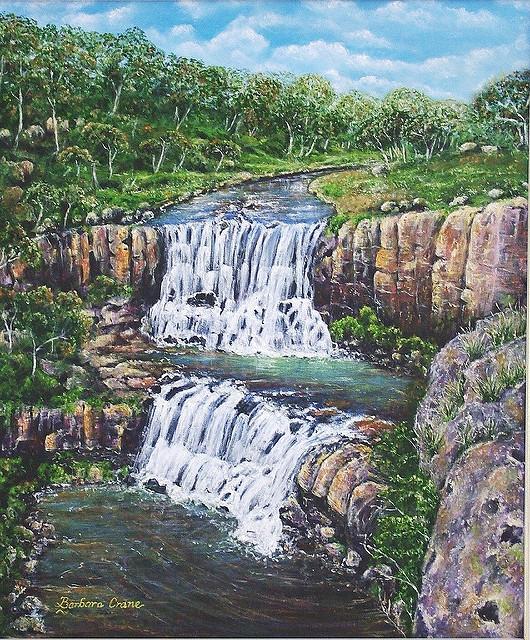 オーストラリアのゴンドワナ雨林の画像29