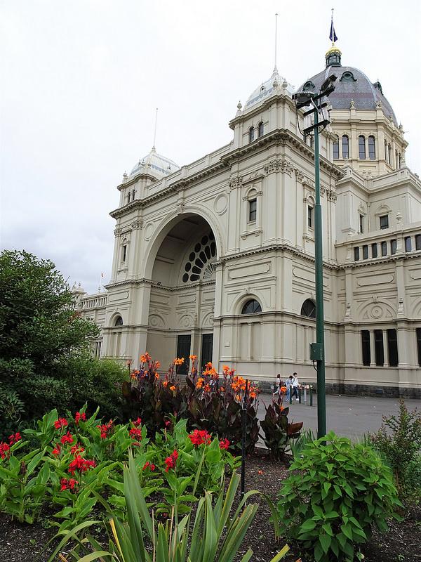 王立展示館とカールトン庭園の画像4