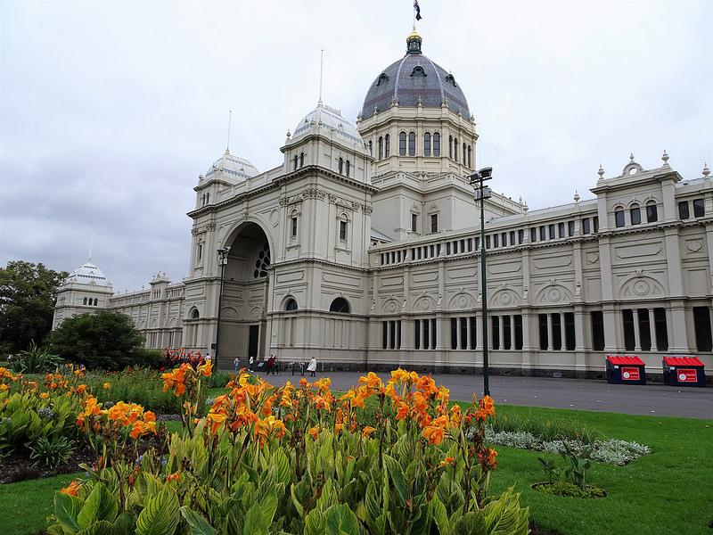 王立展示館とカールトン庭園の画像5