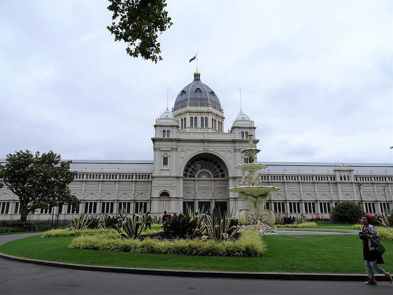 王立展示館とカールトン庭園の画像6
