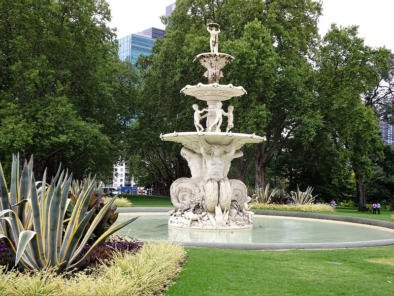 王立展示館とカールトン庭園の画像10