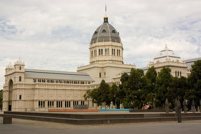 王立展示館とカールトン庭園の画像16