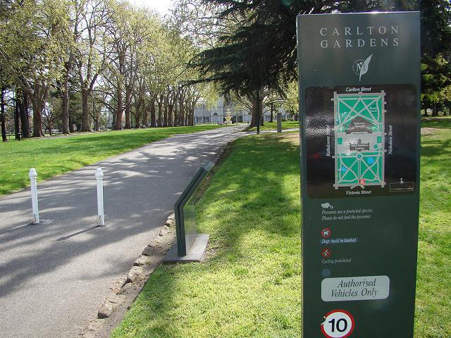 王立展示館とカールトン庭園の画像21